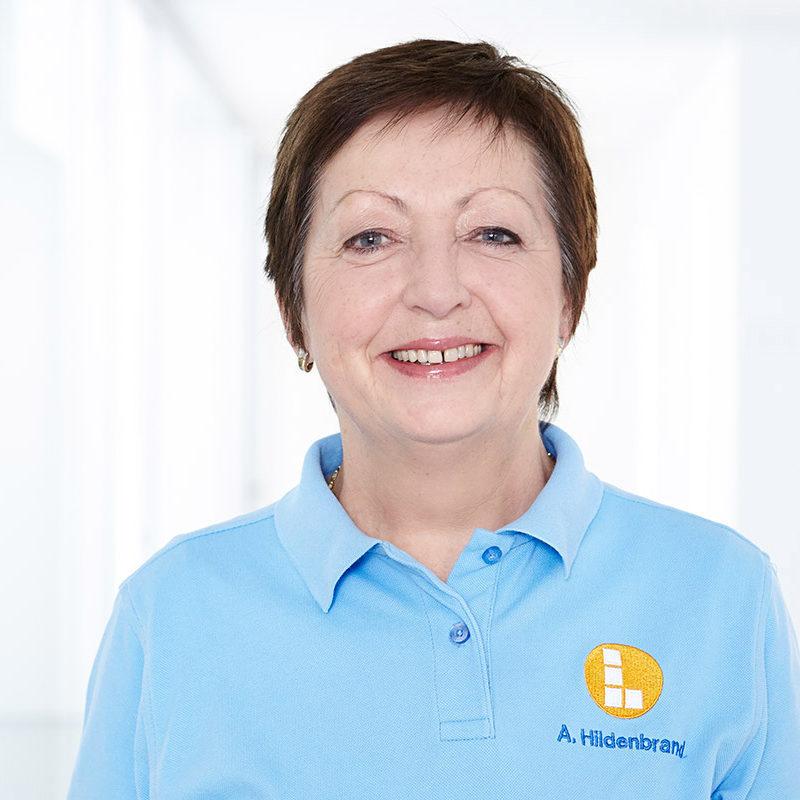 Anette Hildenbrand – Team – Zahnarztpraxis Dr. Langhammer Ulm