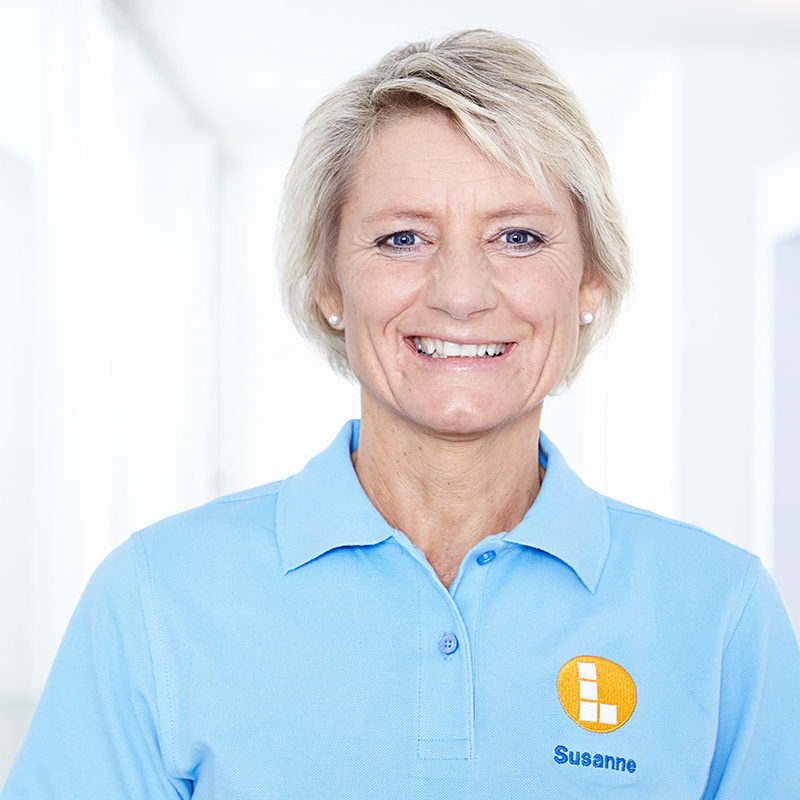 Susanne Thierer – Team – Zahnarztpraxis Dr. Langhammer Ulm